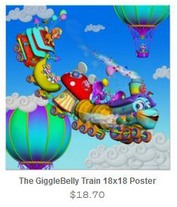 GiggleBellies Poster